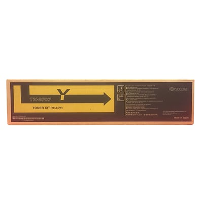 Kyocera/TK-8707Y/Yellow Toner Cartridge (KYOTK8707Y)