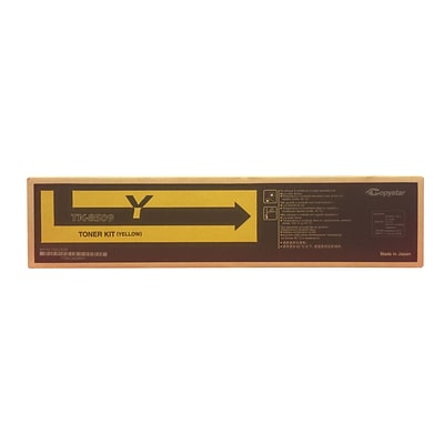 Kyocera/TK-8509Y/Yellow Toner Cartridge (KYOTK8509Y)