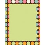 Great Papers! Choco Dots Letterhead 8.5 x 11 80 count (2013199)