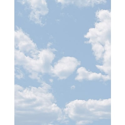 Great Papers! Clouds Letterhead 8.5 x 11 80 count (2014106)