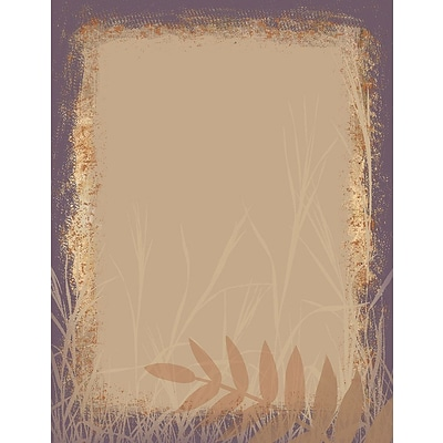 Great Papers! Fall Prarie Letterhead   8.5 x 11  80 count (2015096)