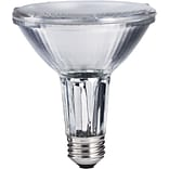 Philips Halogen PAR30L Lamp, 40° Wide Flood, 53 Watts, 15PK
