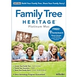 Individual Software Family Tree Heritage Platinum 9 for Mac (1 User) [Download]