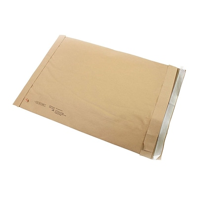 Self-Seal 25 Pack Padded Mailers; #7, 14-1/4x20