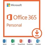 Office 365 Personal, 1-year subscription