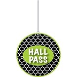 Moroccan Hall Pass
