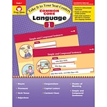 Take It To Your Seat Common Core Language Centers, Grade 1
