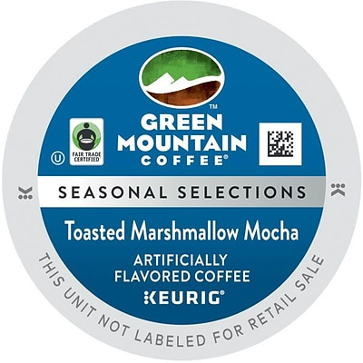 Green Mountain Coffee® Seasonal Selections Toasted Marshmallow Mocha K-Cup® Pods, 24/Ct