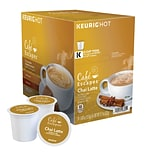 Cafe Escapes® Chai Latte K-Cup®, 24/Bx