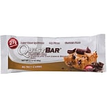 Quest Nutrition Protein Bar, Chocolate Chip Cookie Dough, 12/Bx