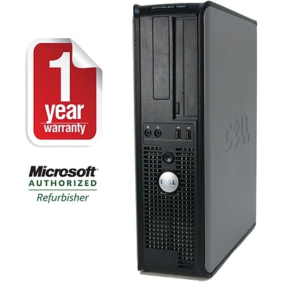 Dell Optiplex 780 Desktop Core2Duo-3.0GHz/4GB RAM/2TB HDD/DVDRW Drive/Win10P64