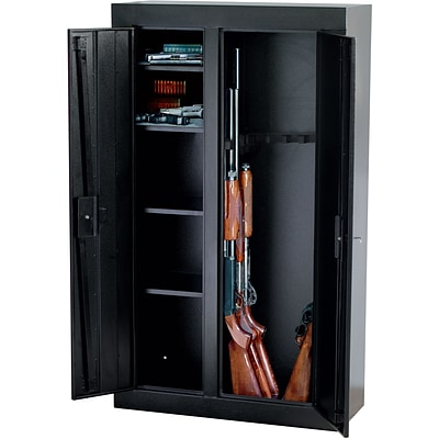 10 Gun 2-Door Security Cabinet