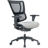 Quill Brand Professional Series 1500TF Mesh Back Chair, Shale