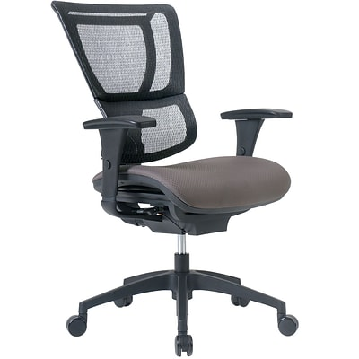Quill Brand® Professional Series 1500TF Mesh Back Chair, Pepper