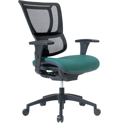 Quill Professional Series 1500TF Mesh Back Chair, Forest