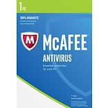 McAfee AntiVirus 2017 - 1 PC [Download]
