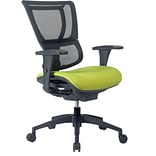 Quill Professional Series 1500TF Mesh Back Chair, Wasabi