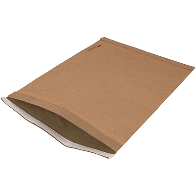 Bags & Bows® 12 1/2 x 19 Jiffy Self-Seal Padded Mailer, Natural Kraft, 50/Pack