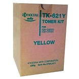 Kyocera/TK-621Y/Yellow Toner Cartridge (KYOTK621Y)