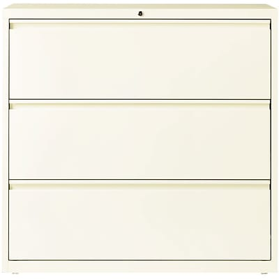 Lorell 42 Lateral File, 42 x 18 x 40, 3 x Drawer for File