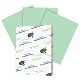 Hammermill Fore MP Recycled Color Paper 8 1/2(W) x 11(L) Green 500/Ream (103366)