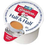 Carnation® Half & Half, 0.375 oz. Cups, 180/Ct