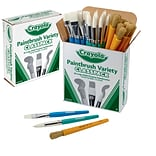 Crayola Large Paintbrush Classpack, 36 CT