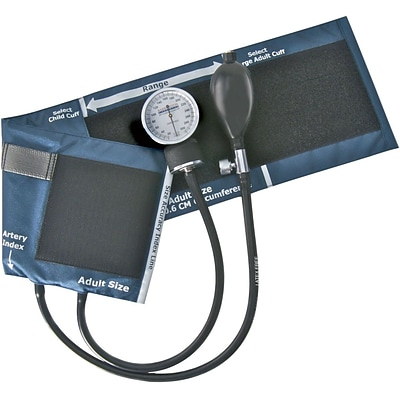 Standard Aneroid Sphygmomanometers; with Adult Cuff