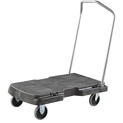 Rubbermaid® Triple Utility Trolley, 500-lb. Max.