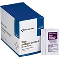 First Aid Only™ Triple Antibiotic Ointment, 60 Ct/Box