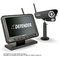 Defender PHOENIXM2 Digital Wireless 7 inch Monitor DVR Security System with Night Vision Camera and