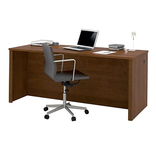 Bestar® Embassy 71 Executive Desk in Tuscany Brown