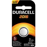 Duracell® DL2016 3.0-Volt Lithium Battery