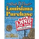 Gallopade What A Deal Louisiana Purchase Book