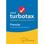 TurboTax Premier 2016 for Windows (1 User) [Download]