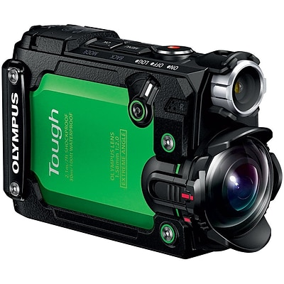 Olympus® TG-Tracker Camera; Green