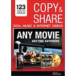 Bling 123 Copy DVD Gold for Windows (1-3 Users) [Download]