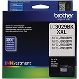 Brother LC3029 Black Ink Cartridge (LC3029BKS), Super High Yield