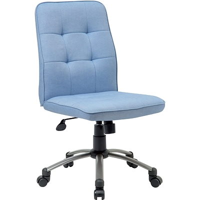 Boss® Modern Office Task Chair; Light Blue