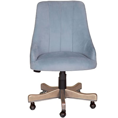 Boss® Shubert Task Chair; Light Blue