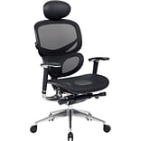 Boss® Multi-Function Mesh Task Chair with Headrest