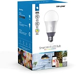 TP-LINK® 60W Smart Wi-Fi LED Bulb with Tuna...
