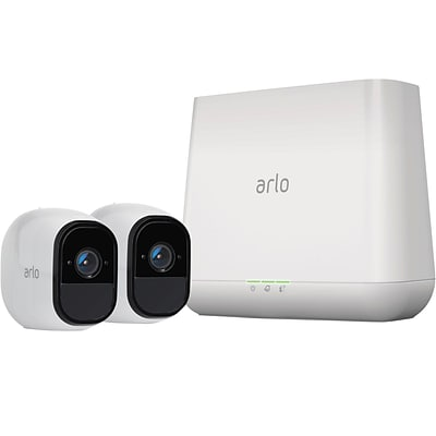 NETGEAR Arlo Pro Wire-Free HD Security Camera Kit, 2 Pack