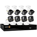 Defender HD 1080p 16 Channel 2TB DVR Security System and 8 Bullet Cameras with Web and Mobile Viewin