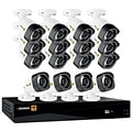 Defender HD 1080p 16 Channel 2TB DVR Security System and 16 Bullet Cameras with Web and Mobile Viewi