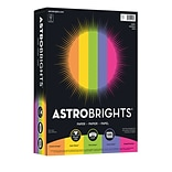 Astrobrights® 8-1/2x11 Assorted Color Paper