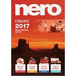 Nero 2017 Classic for Windows (1 User) [Download]