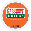 Keurig® K-Cup® Dunkin Donuts® Decaf Pods; 24/Box