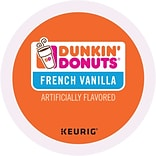 Keurig® K-Cup® Dunkin Donuts® Pods;  French...