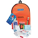 PhysiciansCare First Aid Kits, Emergency Preparedness Backpack for 1 Person, 43 Pieces (90123)